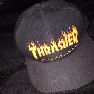 thrasher hat