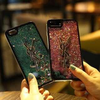 Ysl Glitter Case