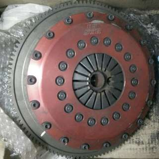 OS Giken Twin Plate Clutch For K20A
