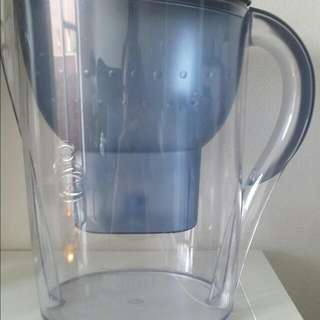 brita blue pitcher