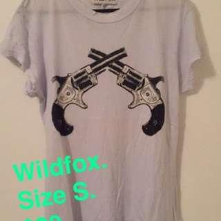 Wildfox Tshirt Size S