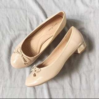 Midi Heels By Something Borrowed