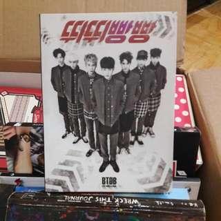 4th Mini Album BTOB