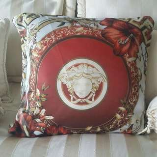 Versace Pillow Case 50cm New Silk Type Material New