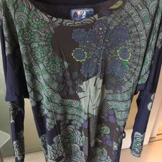 desigual European Blouse