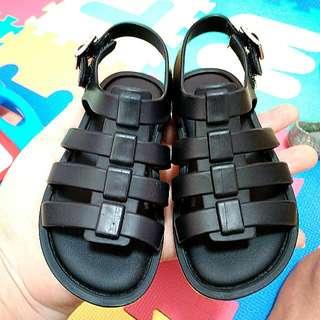 Prelove: Mini Melissa Flox Black Size US 7
