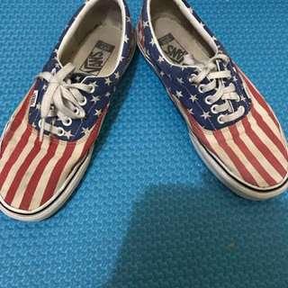 Reprice, Vans Van Doren Era US Flag