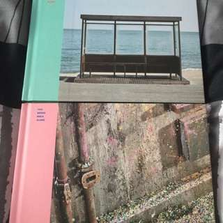 BTS WINGS: YNWA ALBUM QYOP