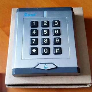 ZONE 密碼盤