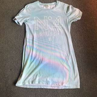 Stussy T Shirt Dress