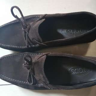 Tods Gommino Loafer Driver Shoes