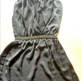 Black Portmans Dress