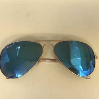 Rayban Aviator (RRP AUD 300), New in case with cloth