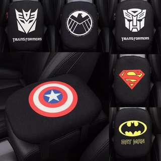 Super Hero Car ArmRest Cushion