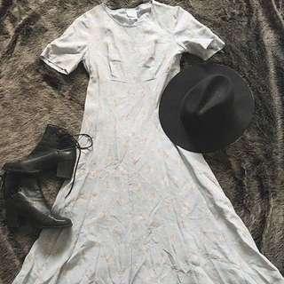 Laura Ashley Boho Maxi Dress