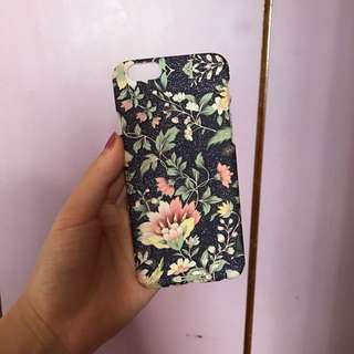 IPhone 6 Floral Cover
