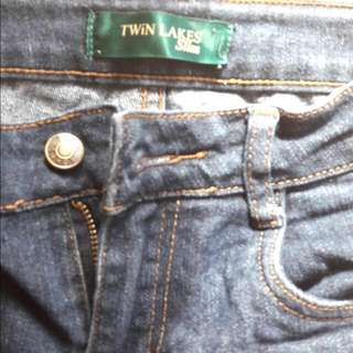 Twin Lakes Denim Jeans