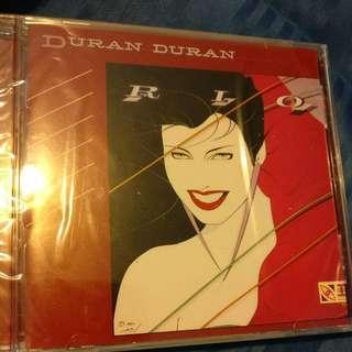 Pop CD - Duran Duran Rio, 1982, Sealed