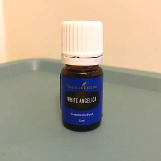White Angelica Essential Oil Blend 5ml