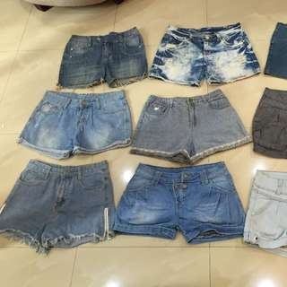 Shorts For 70 Pesos