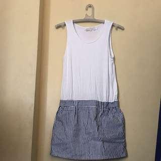 Mini Dress (maong Skirt)