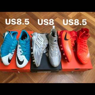 Football Boots *DIFFERENT PRICES*