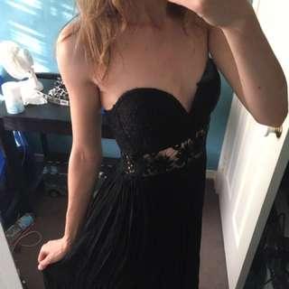 Angel Biba Size 8 Maxi Dress