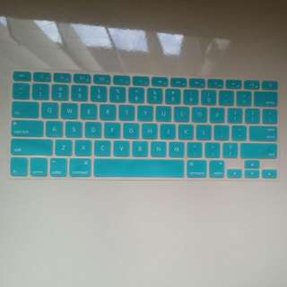 Turquoise Macbook Air 13 Inch Keyboard Cover