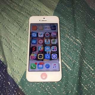Sale Iphone 5, 64g Openline