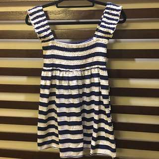 Sexy Chic Stripes Summer Dress