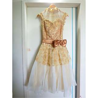 REPRICED gown for rent