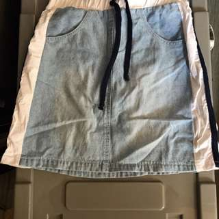 Mini Skirt For Kids And Adult (xsmall)