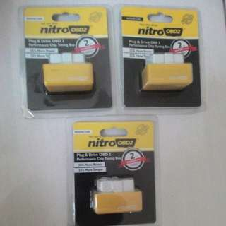 ori Nitro OBD 2 Yellow Power obd2 ori