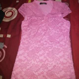 Dress brukat 150