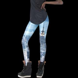 Black Milk New York Leggings