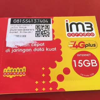 Paket Inet Indosat 35gb