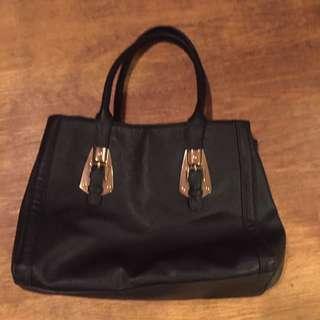 Colette Black Handbag