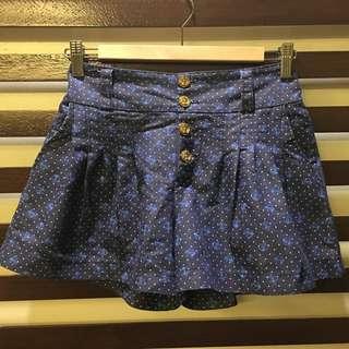 Skirt Style Shorts