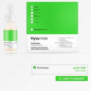 BN Deciem Hylamide SubQ Eyes 15ml