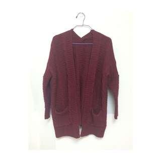二手🔸Queenshop 針織外套 #三百元外套