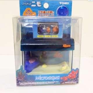 強力徵求 迪士尼 Tomy 海底總動員 水族箱