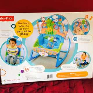 Fisher Price Rocker Frog and Snail