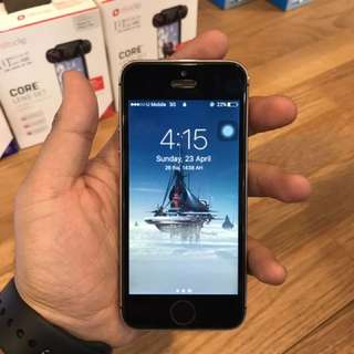 iPhone 5s - 64gb Space Grey ( 2nd )
