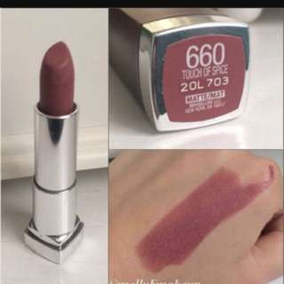 Maybelline #touch Of Spice