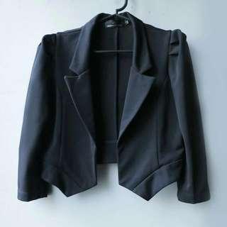 Black Corporate Blazer