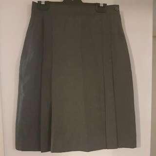 Hogwarts School Uniform Skirt Hermione Size 12 Adjustable