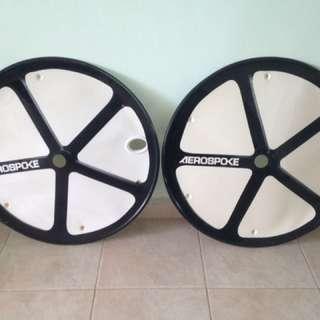 Fixie Wheel Cover