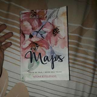 Maps karya Radin Azkia