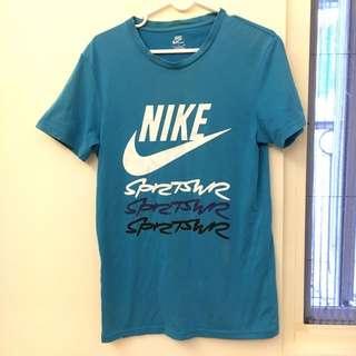 NIKE DRI-FIT 男版運動T恤