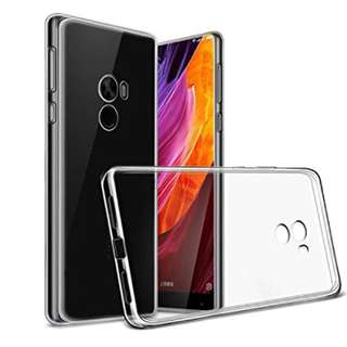 Xiaomi Mi Mix Silicone Clear Case
